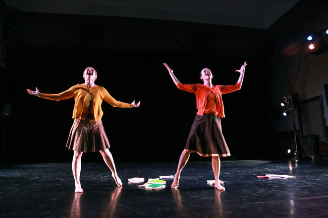 Accumulation Dance Ensemble